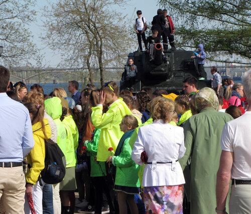 9-е мая в Рыбинске