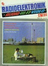 Журнал Radioelektronik №4 1993