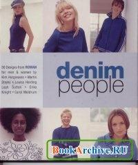 Журнал Rowan Denim people