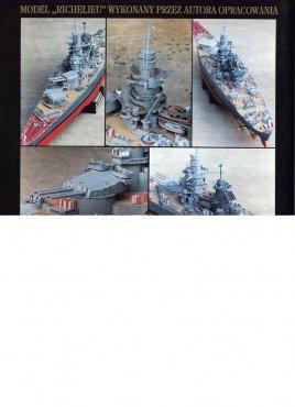 Журнал Battleship-Richelieu