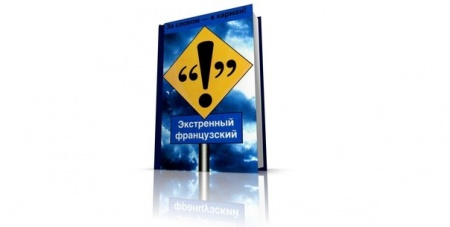 Книга «Экстренный французский» (2006), Артур Кристин. В экстренной ситуации и на родном языке сложно выразить свои мысли, не то что н