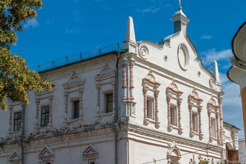 Дворец Олега, Рязанский кремль
