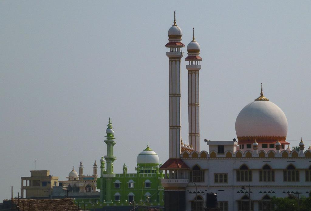 Фото 3. Отзывы об экскурсиях в Керале. Мечети деревни Вижинджам.