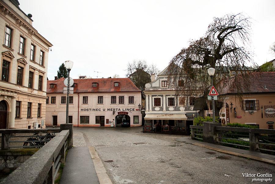Чески Крумлов,Чехия,2014