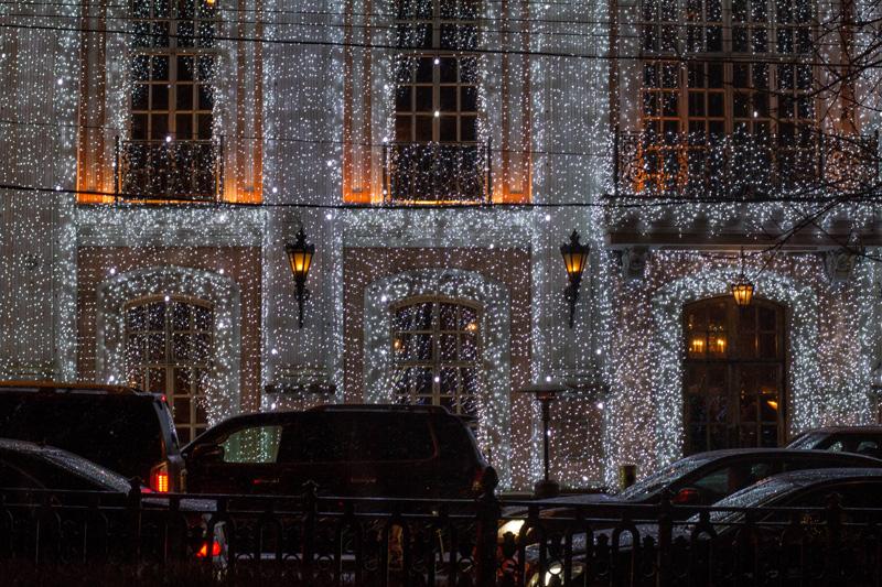 Ярмарки Путешествие в Рождество в Москве