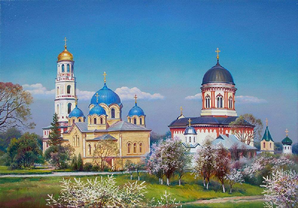 Новонямецкий монастырь
