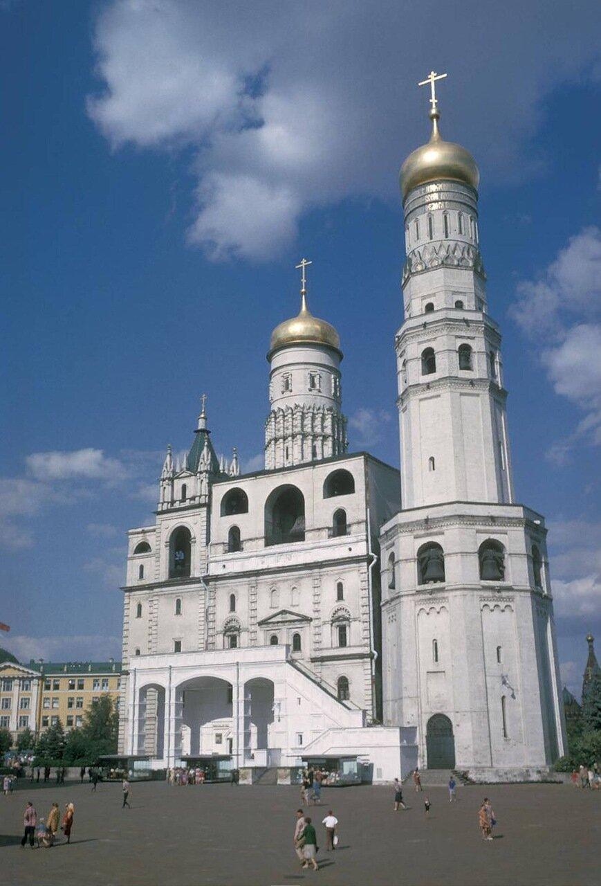 Кремль, Колокольня Ивана Великого