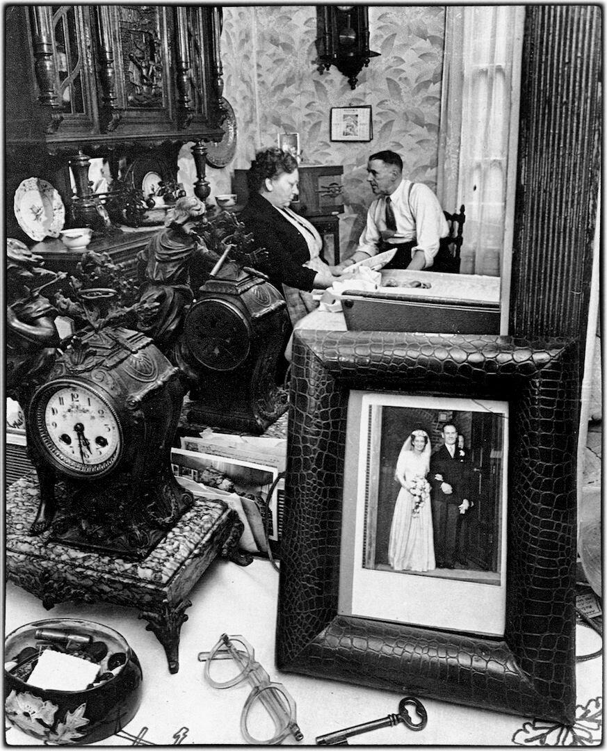 1953. Дымоход мадам Люсьен