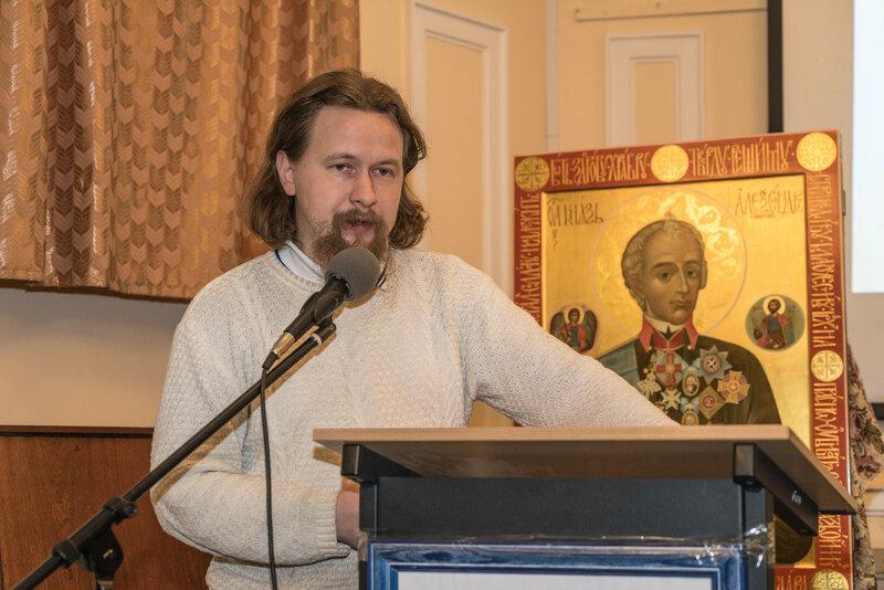 Валерий Сутормин, председателя Соборного движения в защиту святыни брака