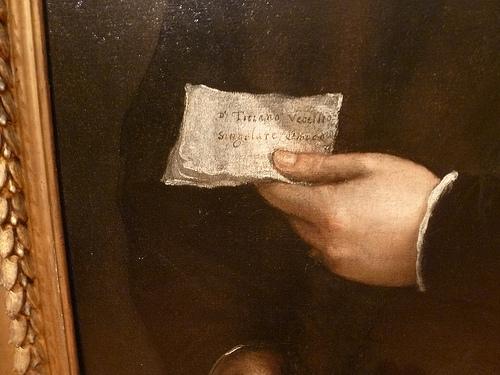 Artist Signatures Titian, Leonardo da Vinci, Raphael, Lucas Cranach the Elder, Albrecht Durer.jpg