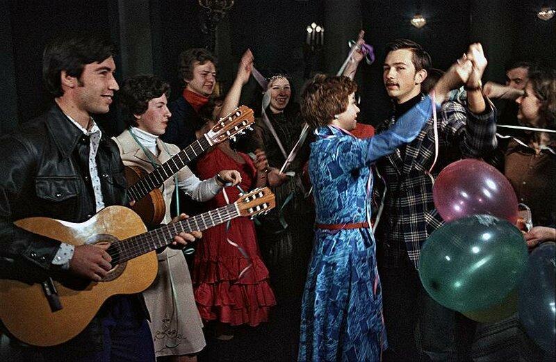 1979 Молодёжный новогодний бал в МГУ И. Теркель.jpg