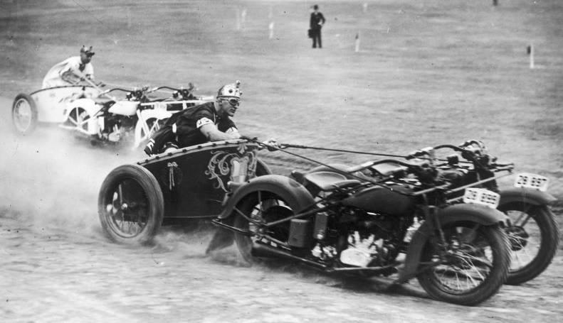 Motorcycle Chariot, New South Wales, Australia ca.1936.jpg