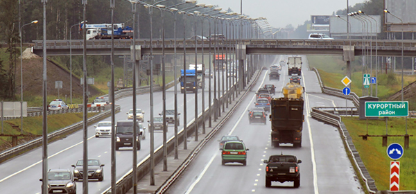 Федеральные трассы будут платными для грузовиков