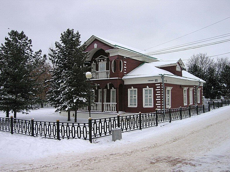 Дмитров и Княжево