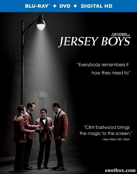 Парни из Джерси / Jersey Boys (2014/BDRip/HDRip)
