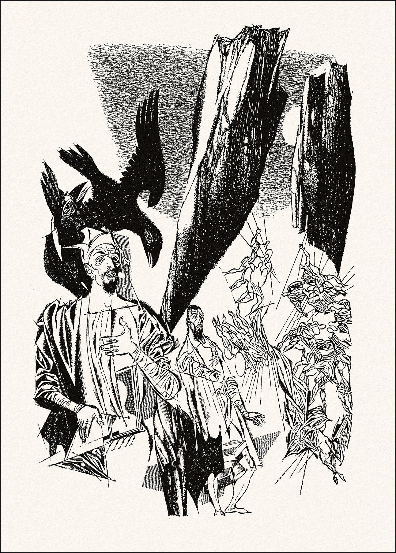 Faust II, Vincent Hložník