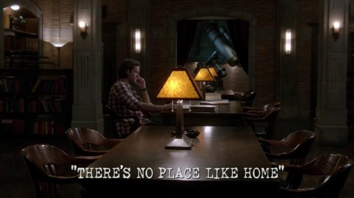 Актеры и персонажи эпизода 10.11 Theres No Place Like Home