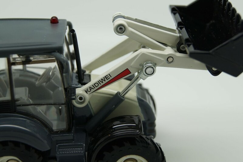 TinyDeal: Трактор от Kaidiwei масштаб 1:50, модель 620004