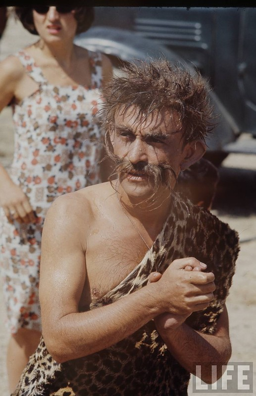 Редкие фото LIFE со съемок советского фильма «Айболит 66»