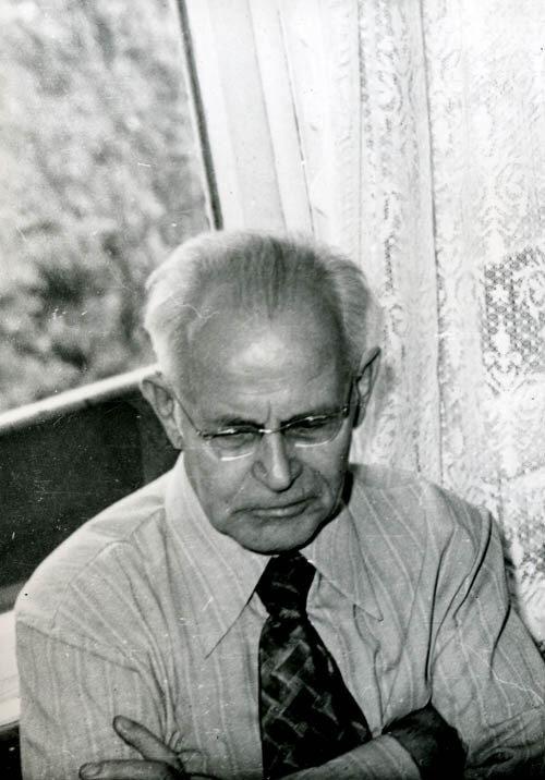 Алексей Ионович Захаров. Фото конца 1970-х годов