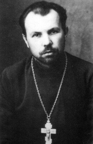 Прот. Михаил Шершнёв.