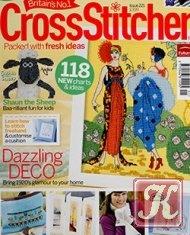 Журнал Книга Cross Stitcher Issue № 221 January 2010