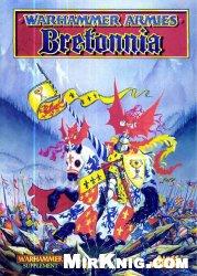 Книга Warhammer Armies Bretonnia