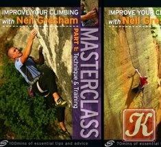 Книга Improve your climbing with Neil Gresham