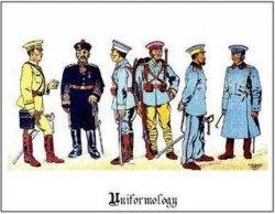 Книга The Moritz Ruhl Uniform Series 1896-1914 vol.IV (Uniformology CD-2004-27)