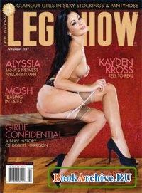 Журнал Leg Show №9 (september 2011) PDF.