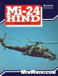Книга Mi-24 Hind (Warbirds Fotofax)
