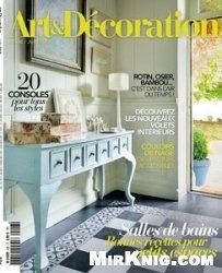 Журнал Art & Decoration No.506
