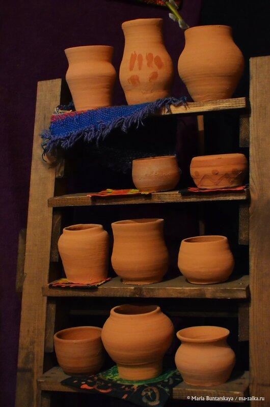Выставка-ярмарка 'Вербное воскресенье', Саратов, дом-музей Павла Кузнецова, 05 апреля 2015 года