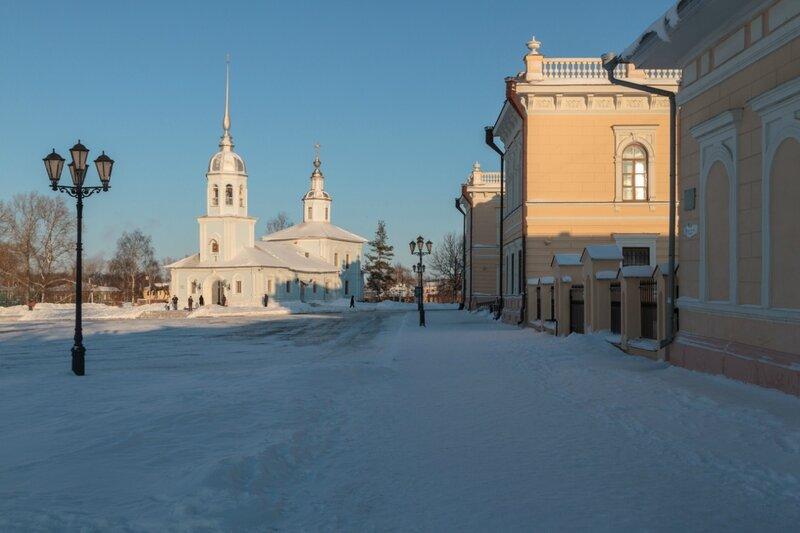 Храм Александра Невского, Вологда