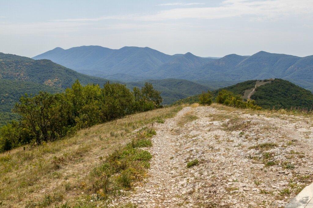 Разворот, Кавказ
