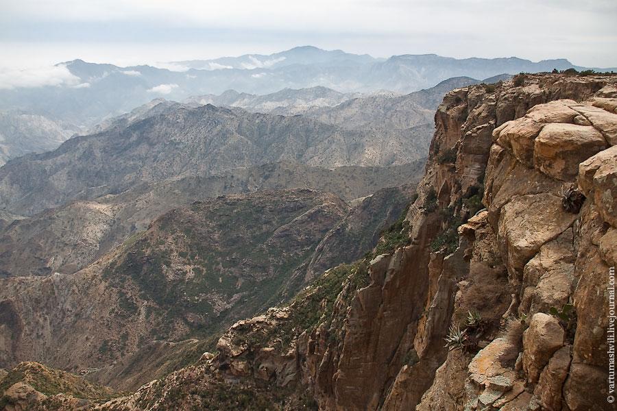 Эритрея. Сенафе и Кохаито.