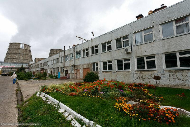 Блог-тур на Кировскую ТЭЦ-5