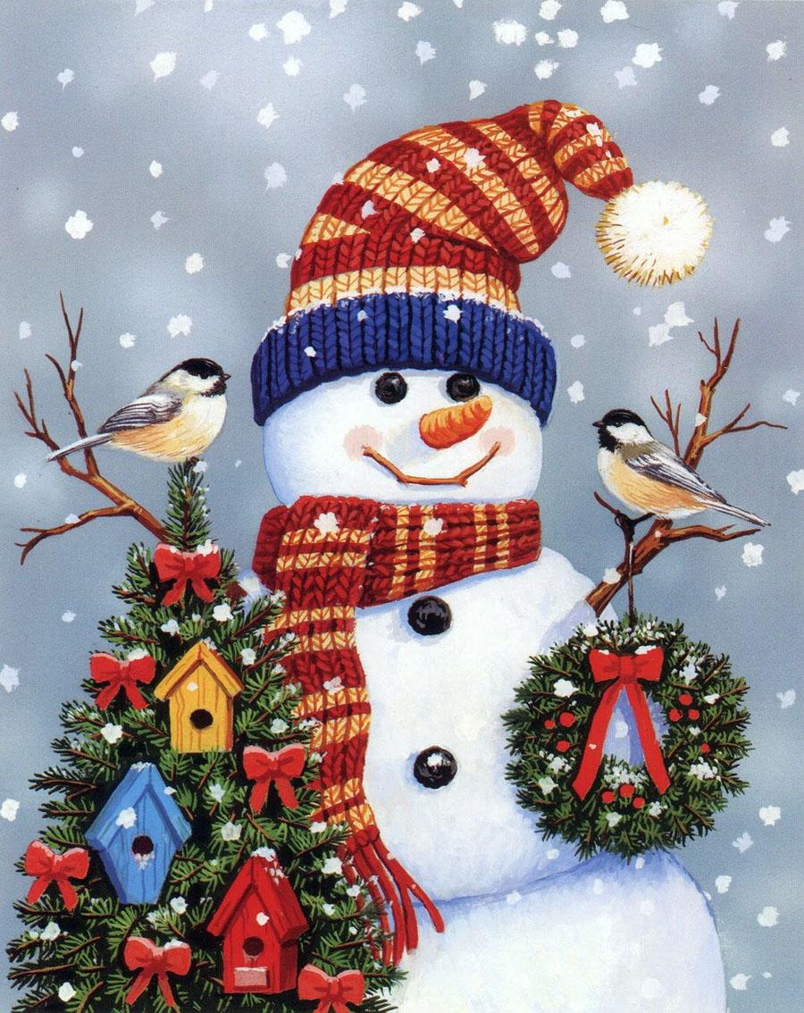 Free Primitive Christmas Patterns