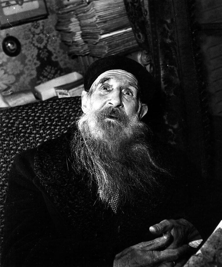 1949. Паскаль Фортани, спирит