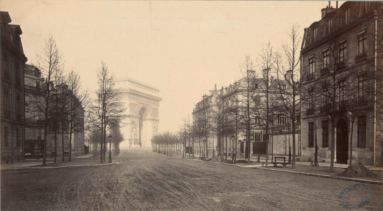Авеню де ла Реин-Ортен