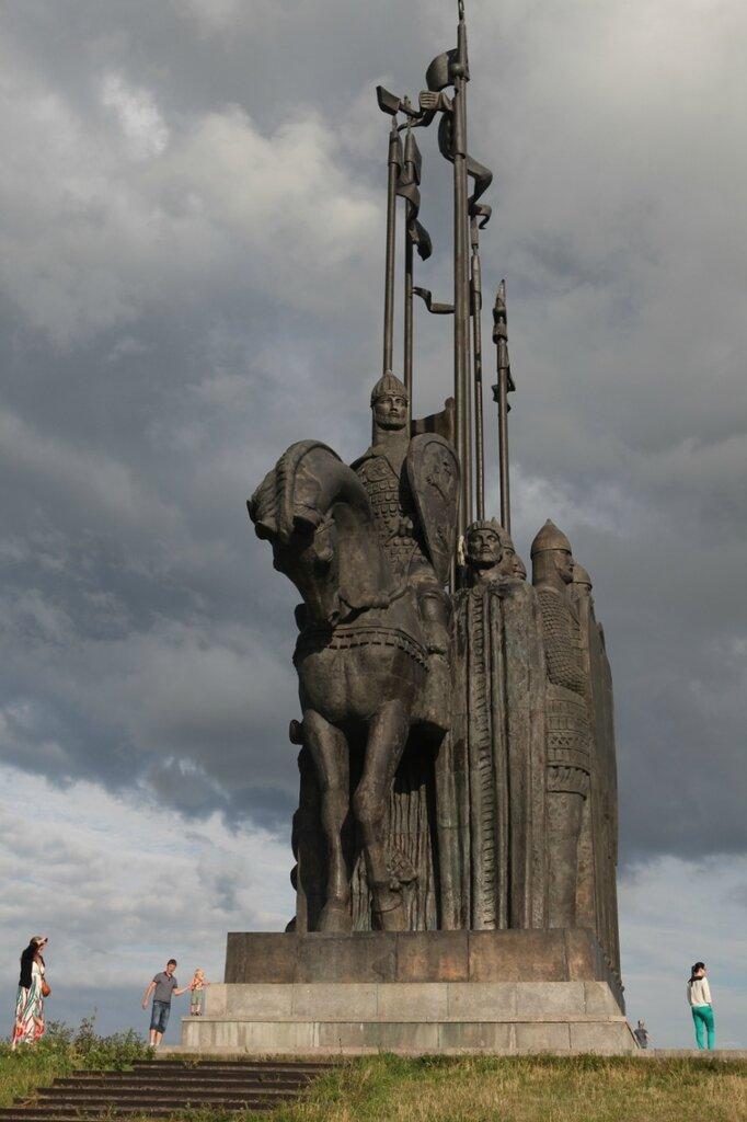 Псков - Храм Покрова и Рождества Богородицы