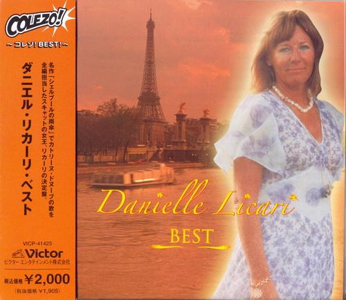 Danielle Licari - COLEZO! Danielle Licari Best (2009) FLAC