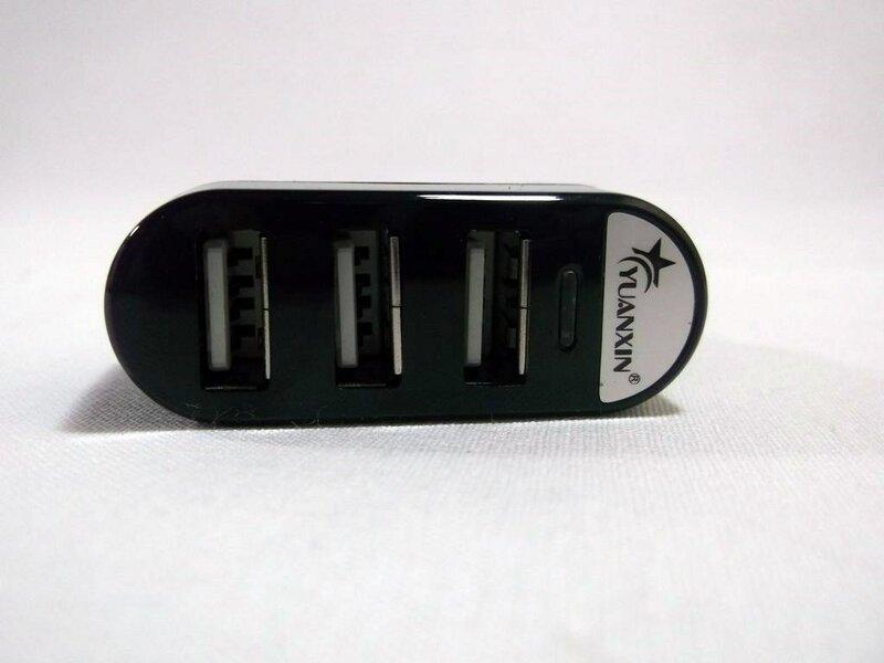 ChinaBuye: Мультиобзор: MicroSD-карта 32 Гб 10 класса и хаб USB 2.0