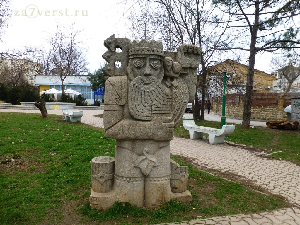 Евпатория, памятник