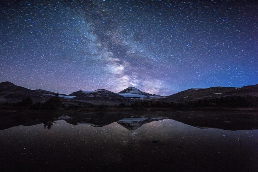 Ночные фотографии неба и звезд родной Финляндии 0 14190a a8fdb8cc orig
