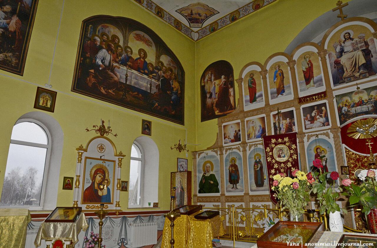 Храм Святителя Николая Чудотворца в д.Бобовичи
