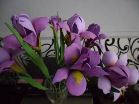 Цветы из фоамирана 0_13d0e3_dfc3d5fd_L