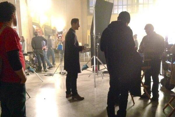 Первый день съемок 10 сезона «Сверхъестественного», или Во что превратился Дин Винчестер