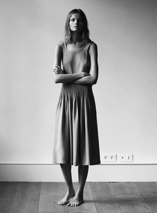 Магдалена Фраковяк (Magdalena Frackowiak) в журнале Russh