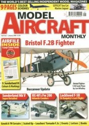 Журнал Model Aircraft Monthly 2009-01
